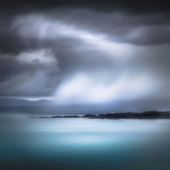 Rona Lighthouse, Isle of Skye