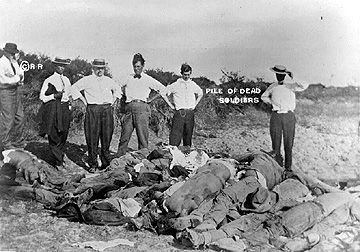 The Mexican Revolution: Conflict in Matamoros