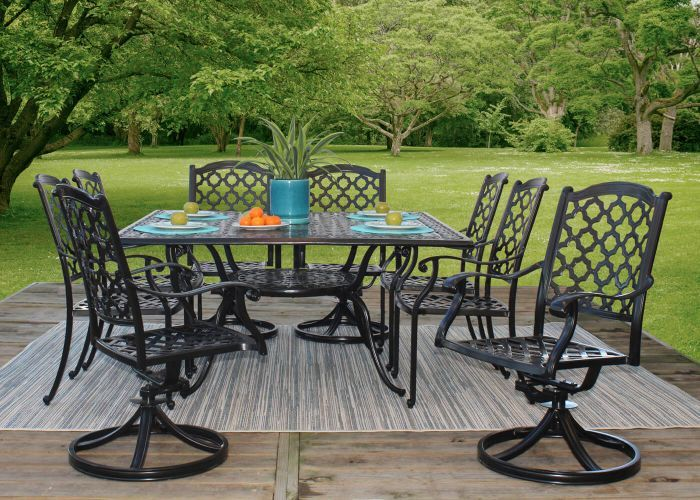83 Patio Furniture Dining Sets By, Sunbeam Patio Furniture Replacement Parts