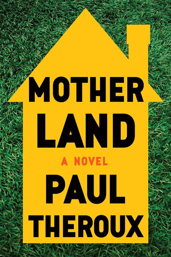 Paul Theroux at Houghton Mifflin Harcourt
