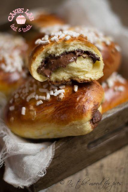 Cakes Lab Test&Taste: Pain au chocolat