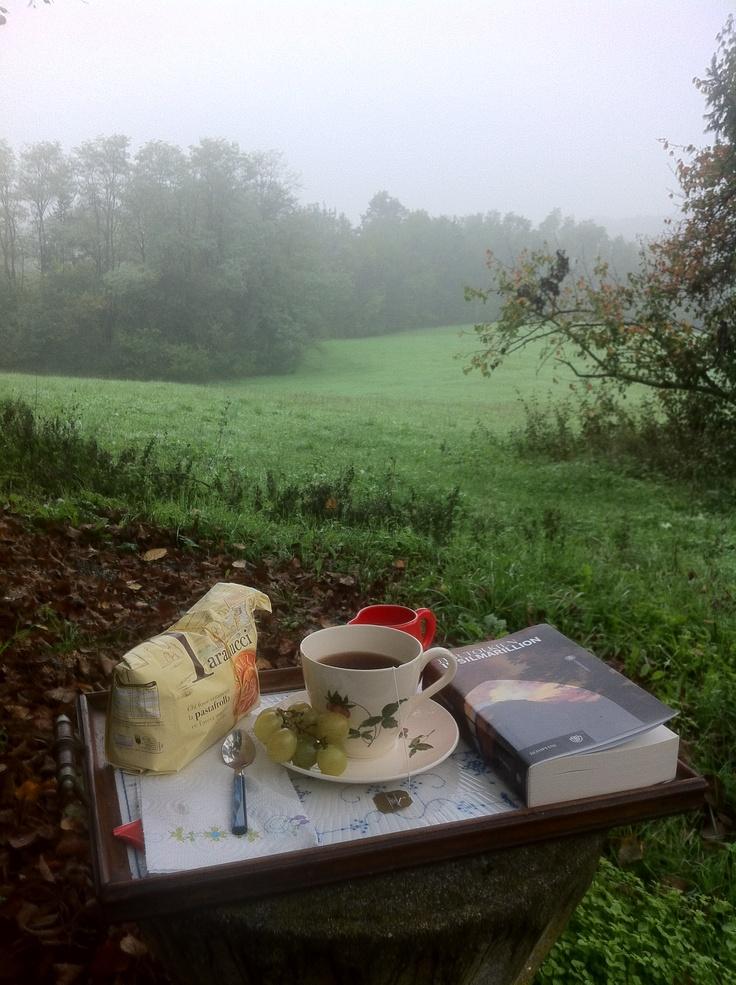Hobbit's breakfast (R)