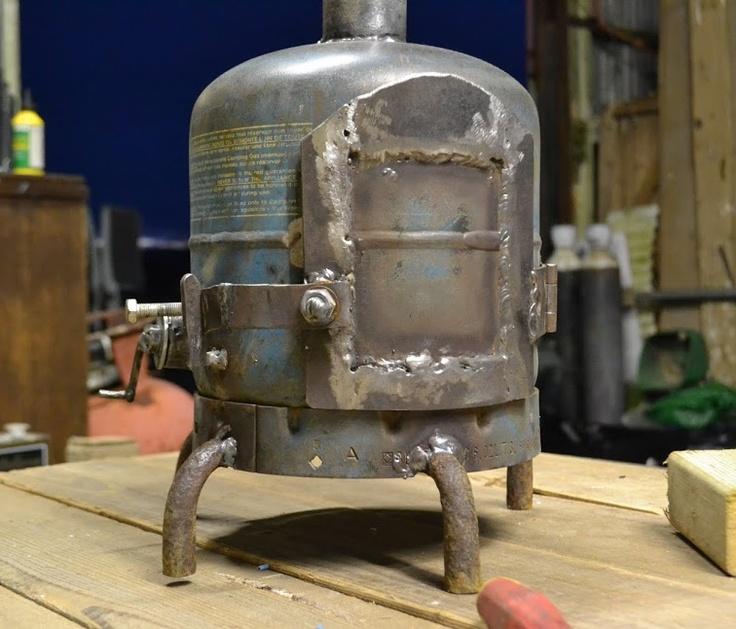 Gas Bottle Diy Woodburning Stove Martiensbekker Co Uk