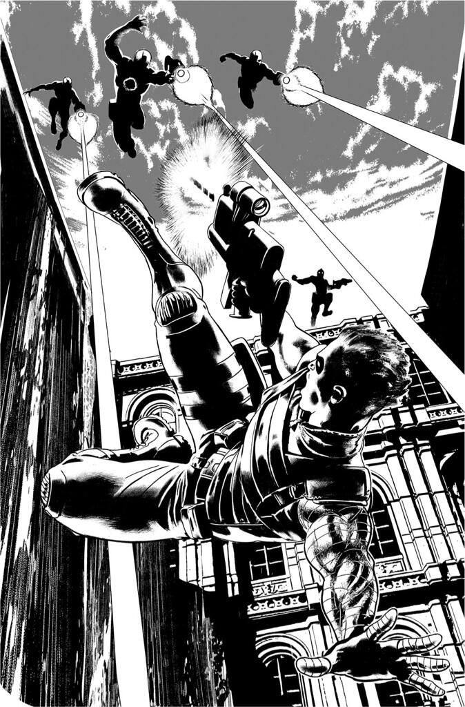 Twitter / axelalonsomarv: A splash page from ...