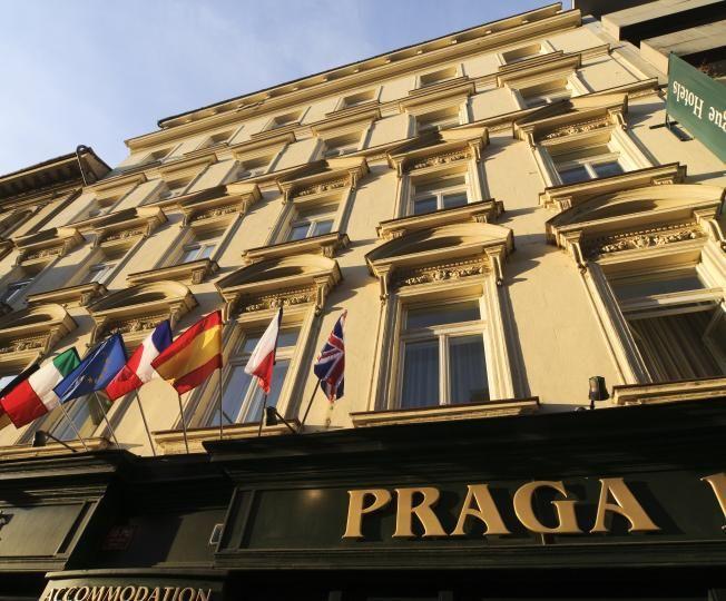 Hotel Praga 1 Praga