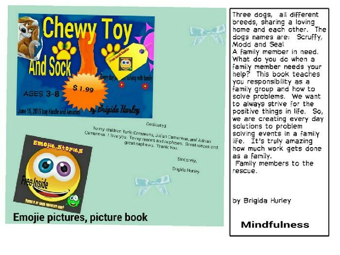 Children's book by self publishing author