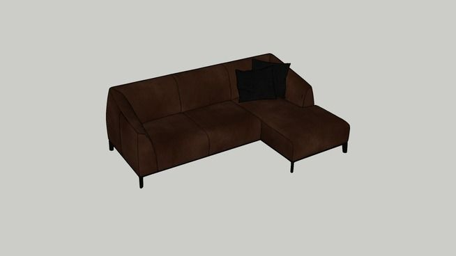 Couch - 3D Warehouse