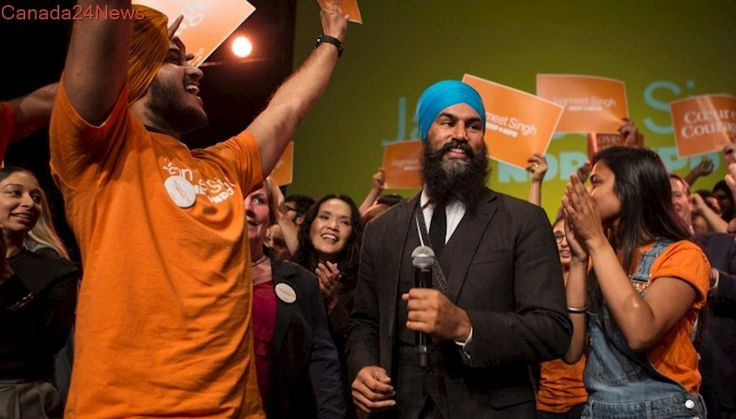 Jagmeet Singh's unique bid to inherit the aura of Jack Layton and Tommy Douglas