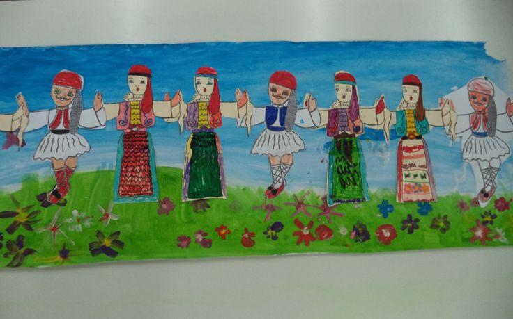 ...Το Νηπιαγωγείο μ' αρέσει πιο πολύ.: Ανοίγουμε το θησαυροφυλάκιο της λαϊκής μας παράδοσης.