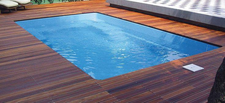 Keramický bazén Baby Pool je bazén vyrobený na Slovensku a vychádza z produktovej rady spoločnosti Compass Pools z typu bazéna XL Trainer.