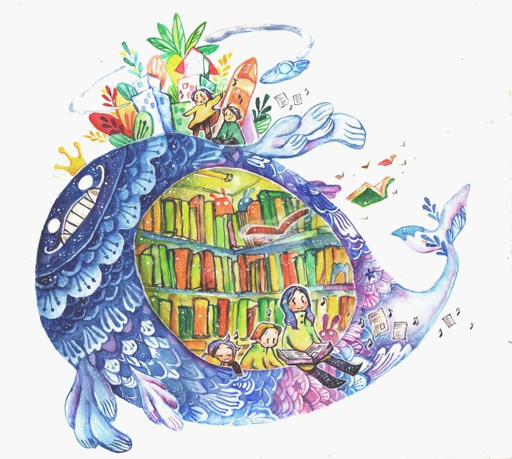 magical fish by MARSOSE on @creativemarket