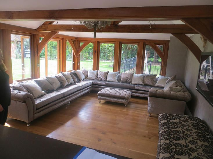 James and Rose - Bespoke Sofas and Corner Sofas | The Gallery