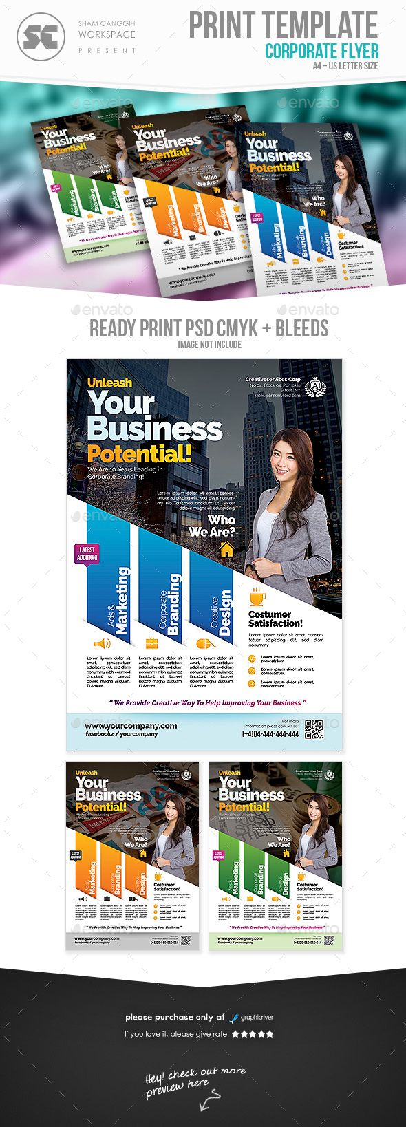 The  Best Business Flyer Templates Ideas On