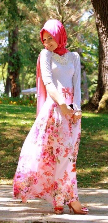 spring-hijab-style