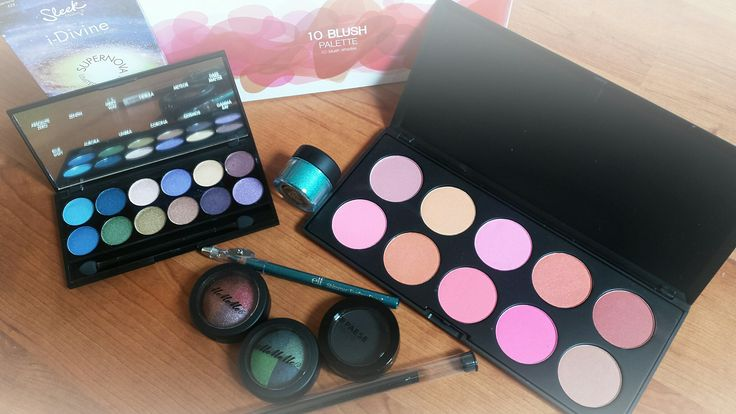 Best palettes, nice colors, perfect look :-). #MyDay #ZuzkaMakeup