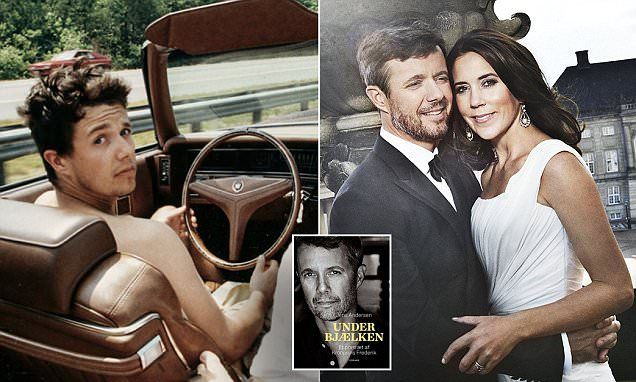 A new tell-all biography of Crown Prince Frederik is on the way