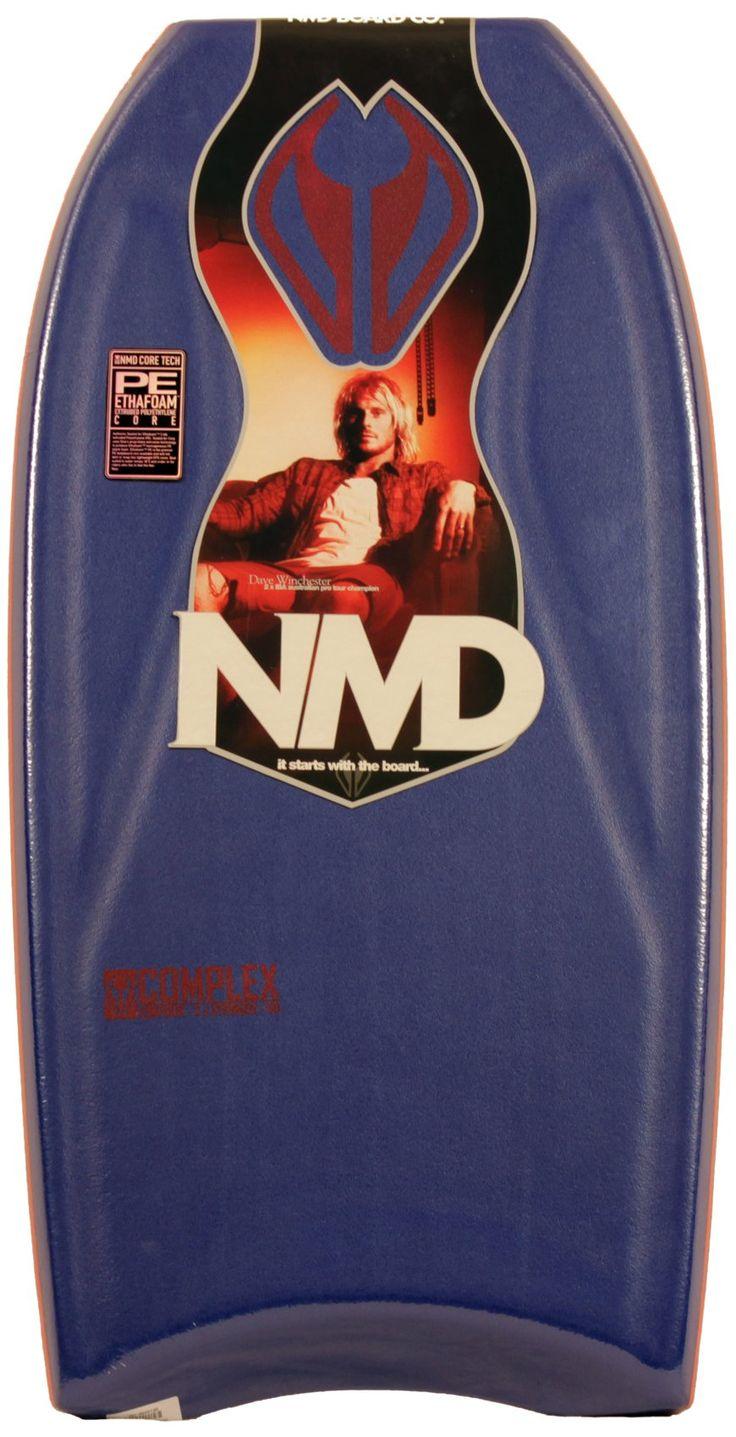 NMD Board Complex Bodyboard, Dark Blue, 42-Inch