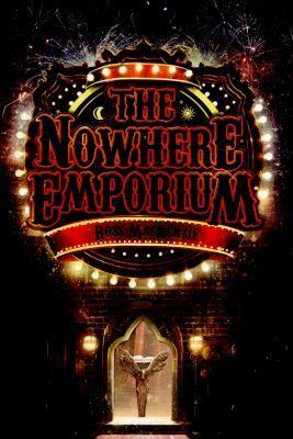 Blue Peter Book Awards 2016: Best Story. Ross MacKenzie -The Nowhere Emporium