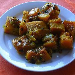 Curry z dynią @ allrecipes.pl