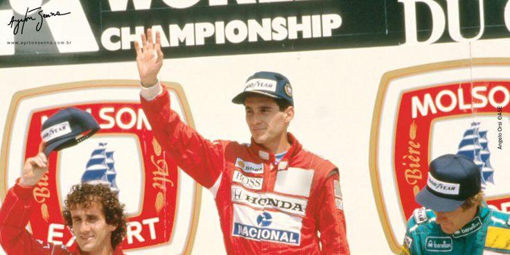 GP do Canadá 1988/ Canadian Grand Prix - 1988