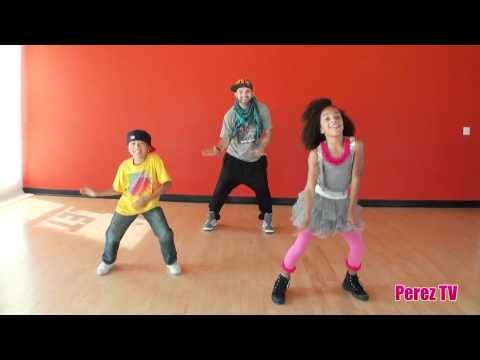 """Kids dance workout with Benjamin Allen-""""FORGET YOU"""" - CeeLo"""