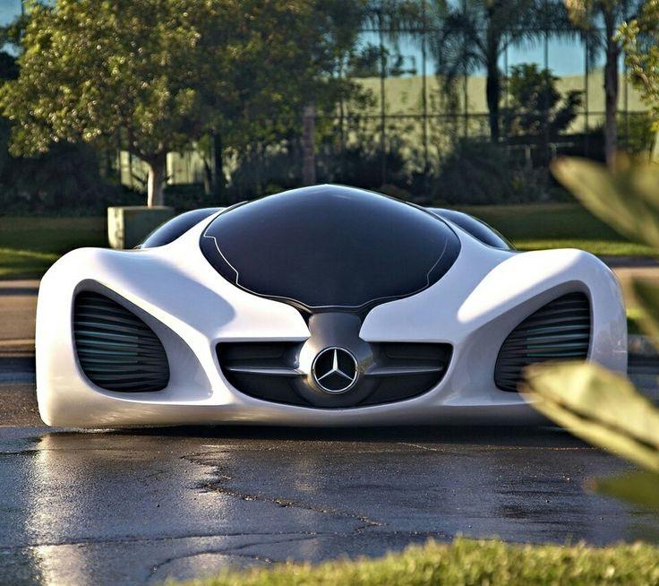 Mercedes Benz Biome, Future Concept