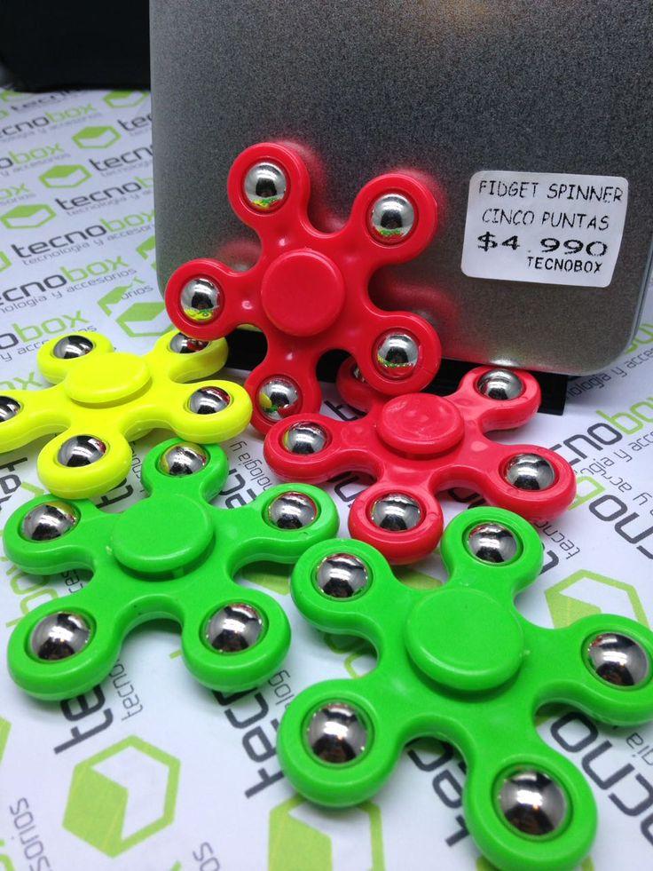 Fidget Spinner 5 Puntas