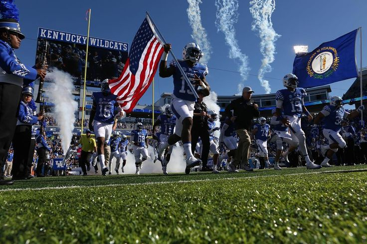 We are excited to announce that @UKFootball will hold its Salute to Veterans game at Kroger Field on Saturday when the Wildcats host Ole Miss!    Tickets available at UKFootballTix.com.