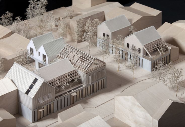 tardio djuric projet 15 maisons bois gennevilliers model pinterest architecture. Black Bedroom Furniture Sets. Home Design Ideas
