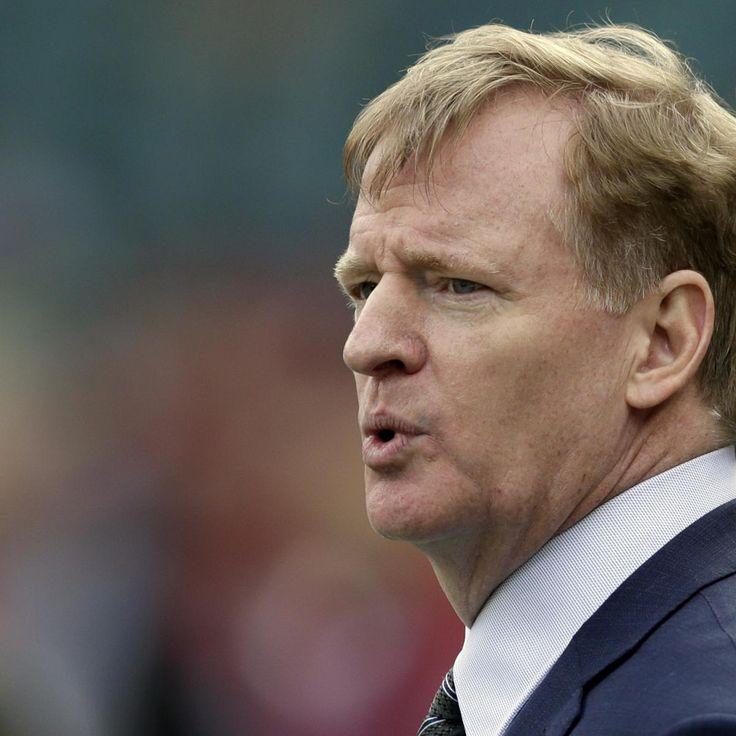 An Open Letter to the NFL's $200M Man, Roger Goodell: Do Your Job Better