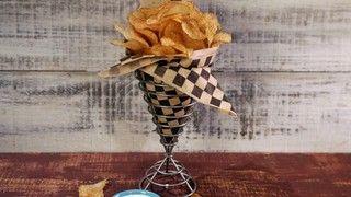 Salt and Vinegar Chips Recipe | The Chew - ABC.com