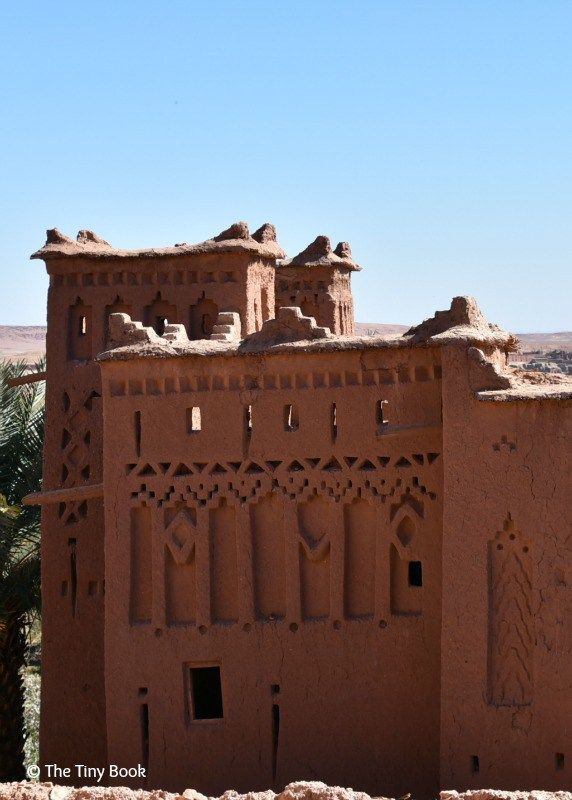 When Nomadic Gets Real, Ait Ben Haddou, Morocco.