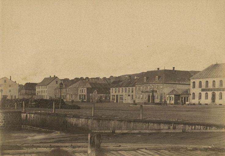 St Pierre, Le Quai La Roncière, 1887, Saint Pierre and Miquelon