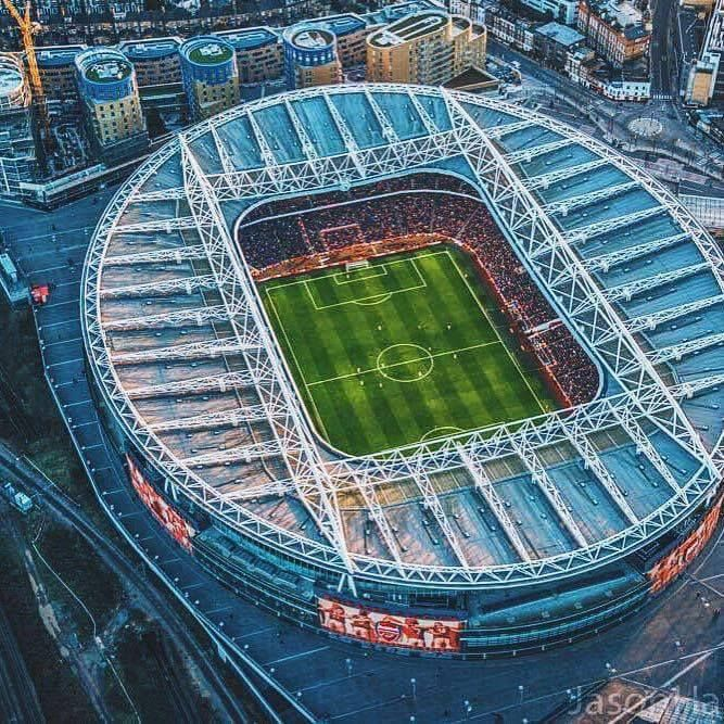 Emirates Stadium - Home of Arsenal Football Club