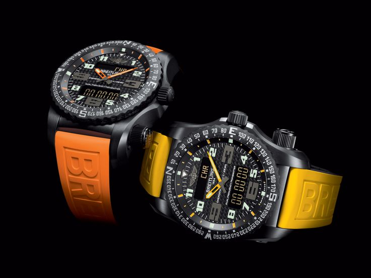 Emergency Night Mission Boutique Edition - Breitling - Instruments for Professionals