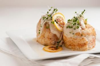 Crabmeat Stuffed Flounder with Mornay Sauce | Louisiana Kitchen & Culture