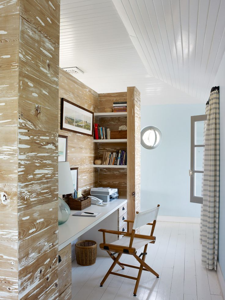 Eckbüro, Home Office, Schreibtisch Bereiche, Porträts, Wohnideen, Limonen,  Deko Ideen