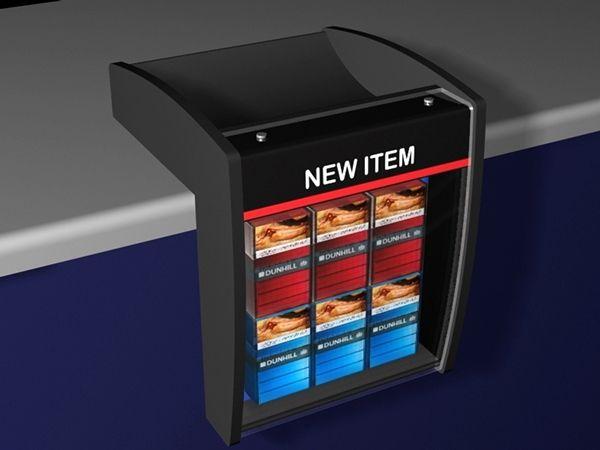 Merchandising tools for British American Tobacco on Behance