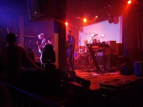 Tesla Rossa at Mercy Lounge, Nashville, TN 8/6/2016