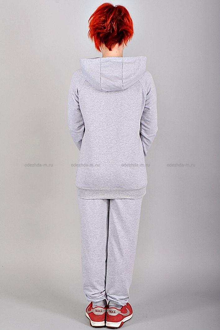 Костюм Б7224  Цена: 910 руб      Стильный костюм состоит из толстовки и брюк.  Толстовка с капюшоном, дополнена молнией.  Состав: 100 % хлопок.  Бренд: Nike.  Размеры: 42, 44, 46, 48, 50    http://odezhda-m.ru/products/kostyum-b7224       #одежда #женщинам #спортивнаяодежда #одеждамаркет