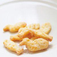 Craquelins au fromage type Goldfish - Ricardo Cuisine