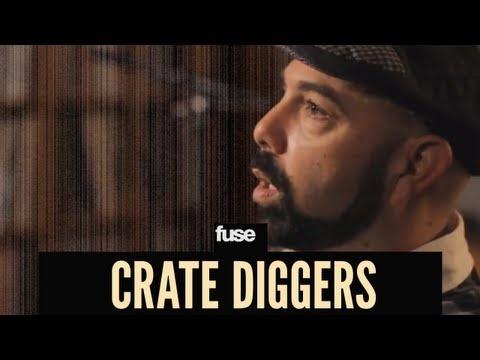 DJ Nu-Mark's Vinyl Collection - Crate Diggers