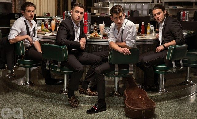 Bar idea 01 // Arctic Monkeys - Band Interview & Photos - Men Of The Year 2013 - GQ.COM (UK)