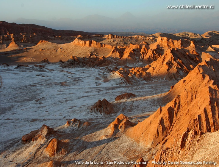 valle de la luna ,atacama,Chile