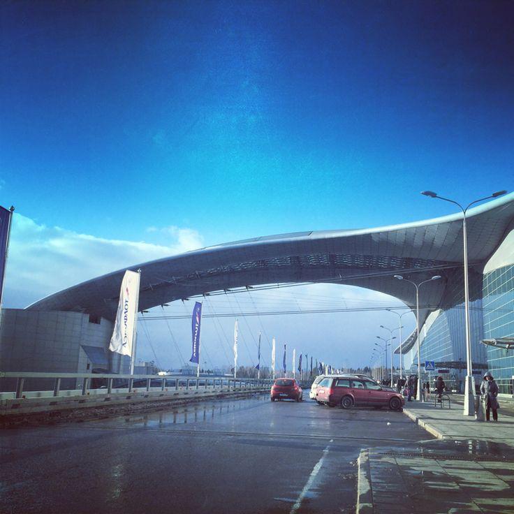 Международный аэропорт Шереметьево / Sheremetyevo International Airport (SVO) (Химки)
