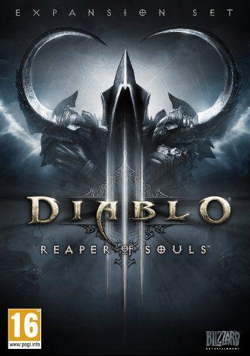 From 9.96:Diablo Iii - Reaper Of Souls (mac/pc Dvd)