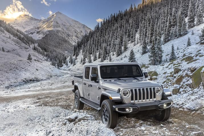 Meet The All New 2020 Jeep Gladiator North Edition Jeep Jeep Models New Jeep Wrangler