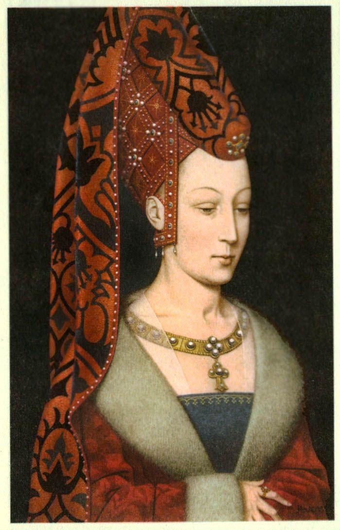 Infanta D. Isabel de Portugal e Duquesa de Borgonha (1430-1467).