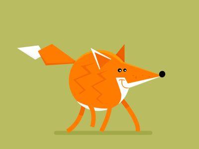 """Skillshare """"Simple Character Animation"""" Class mit Fraser Davidson von ELISABETH DEIM"""