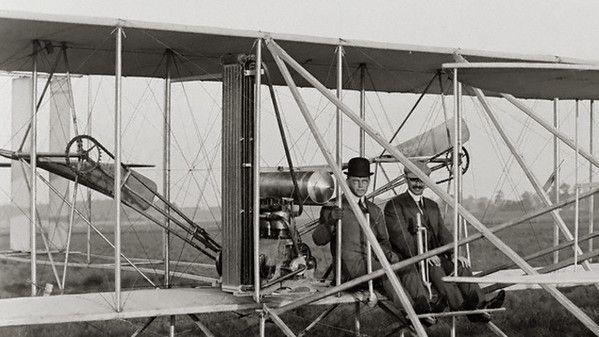 1902-primo volo fratelli Wright